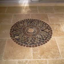 Design South Saltillo Ms Medallion Floor Tile Designs Home Best Bathroom Tiles
