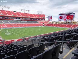 Raymond James Stadium Section 230 Seat Views Seatgeek