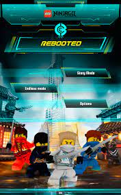 Amazon.com: LEGO® NINJAGO REBOOTED: Appstore for Android