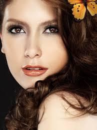 fall evening makeup