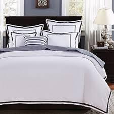 bed cover sets. Mellanni Duvet Cover Set Hotel Collection - Double Brushed Microfiber 1800 Bedding Wrinkle, Fade Bed Sets E