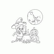 Superleuk Kleurboek Met Halloween Kleurplaten Leuk Voor Kids