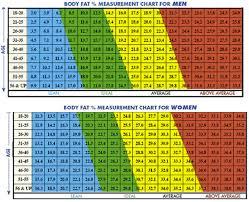 Percentage Chart Calculator Durnin Womersley Body Fat Percentage Calculator