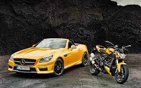 2012 Mercedes Benz SLK 55 AMG Ducati ...