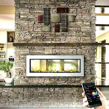 indoor outdoor fireplace cost ga cot cost to install indoor outdoor fireplace