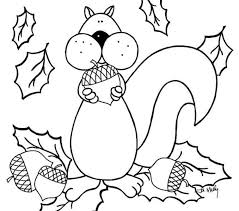 Small Picture Fall Coloring Pages For Toddlers Miakenasnet