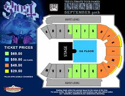 Budweiser Event Center Seating Chart Seating Chart