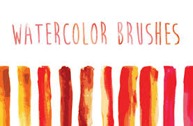free watercolor brushes illustrator watercolor brushes for adobe illustrator