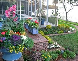 florida vegetable gardening. Florida Garden Plant Hollyhocks Vegetable Planting Guide Gardening
