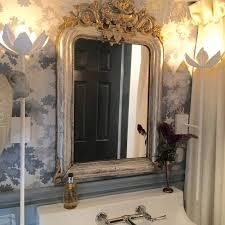 julie also worked with several designers in the southern style now showhouse which is curly on tour in new orleans check out the beautiful plaster