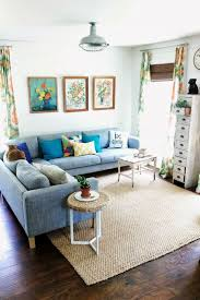 Living Room Dec New 48 Cheerful Summer Living Room Décor Ideas DigsDigs