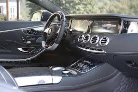 Dopo la s 65 amg, la sl 65 amg e la g 65 amg, la nuova s 65 amg coupé è la quarta. S Coupe Black Edition Mansory
