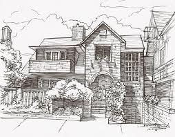 simple architectural sketches. Unique Simple Architectural Sketches With