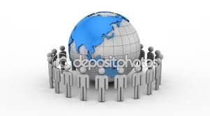 form 5045 people form a circle around the earth stock video dragun 98504554