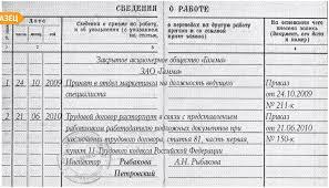 Увольняем работника за подложные документы audit it ru Оформляем увольнение