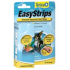 Easystrips Ammonia Test Strips Tetra