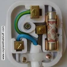 how do surge protectors and fuses work explain that stuff uk wired three pin electricity plug and fuse