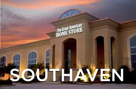 I Store Locator  Great American Home Memphis TN Southaven MS Furniture