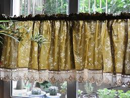 Primitive Country Kitchen Curtains Curtains And Window Treatments Ginkofinancial