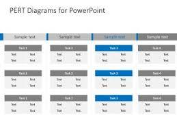 Pert Chart Powerpoint Archives Slideuplift