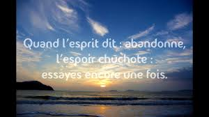 Citations Sur Lespoir