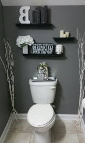 small half bathroom decorating ideas square white porcelain console vessel sink fancy wall lamp conical wall sconce on railing wide rectangular frameless