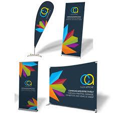 Banner Print Dimenxion Concept Design