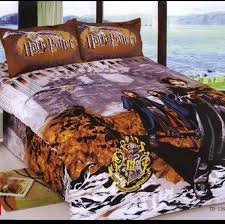 hot harry potter bedding set girls twin full size bedding kids duvet cover boys 100