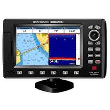 Standard Horizon Gps Chart 160 With Antenna Cp160 On Popscreen