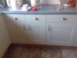Cream Kitchen Cupboard Doors And Drawers In B29 Birmingham For