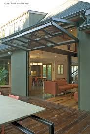 home wilson industrial doors clear vue glass bi fold