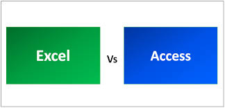 Excel Vs Access Top 9 Differences Between With Infographics