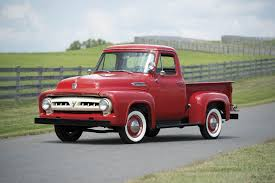 Why Now's the Time to Invest in a Vintage Ford Pickup Truck - Bloomberg