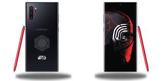 Samsung Special Edition Star Wars Galaxy Note10+ | HYPEBEAST