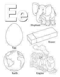 Free Printable Alphabet Coloring Pages Alphabet Coloring Page