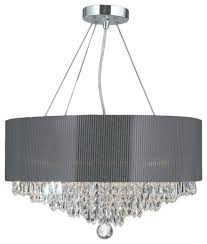 chandeliers drum shade pendant light with crystals drum pendant in rectangular drum chandelier