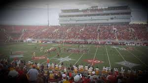 Sam Boyd Stadium Section 106 Home Of Unlv Rebels