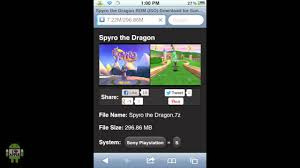 Youtube Or Dragon To Get Spyro ipad How Psx4all Touch Ipod The Iphone XqSPx8tOw