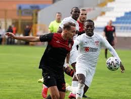 Karagümrük - Sivasspor maçından galip çıkmadı