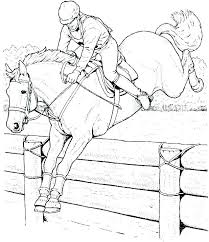 horses jumping coloring pages. Wonderful Horses Horse Jumping Coloring Pages To Print  In Page Of A   With Horses Jumping Coloring Pages S