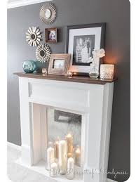 Design Ideas For A Fireplace Wall Decorating Hearth Mantels And Fireplace Decorations