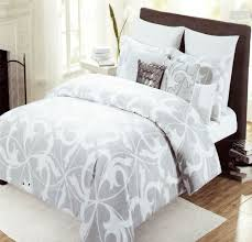 luxury grey and white duvet cover queen 77 with additional kids duvet covers with grey and