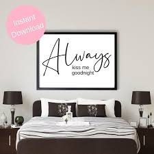 kunst print quote wall art poster gift