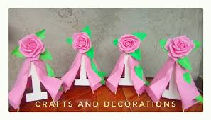 Paper Flower Hats Letter Standees Paper Flowers Party Hats Banners