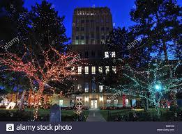 Ogden City Park Christmas Lights Ogden City Municipal Building Decorated In Holiday Lights