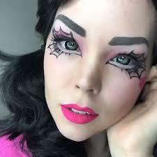 lizard eyes makeup cute