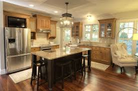 Updated Kitchen Cedar Cove Classy Re Do Mac Custom Homes