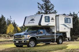 Truck Bed Campers | Eagle Cap Truck Bed Campers