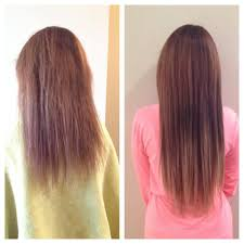 Hair Style Before And After before and after of 18 fusion hair extensions client did not 2066 by wearticles.com