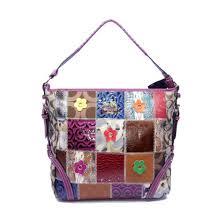 Coach Holiday Fashion Medium Purple Shoulder Bags 21343